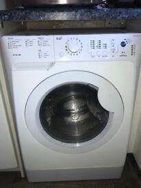 Washing machine plus dryer