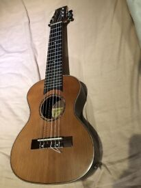 Guitarele 6 string ukulele