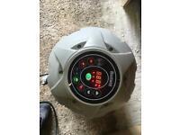Lazyspa hottub pump and heater