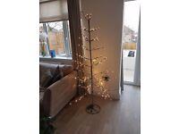 6ft prelit christmas twig tree