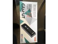 Audio video camera