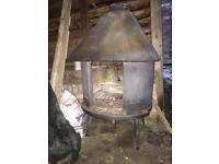 Jotul number 6 wood burner stove