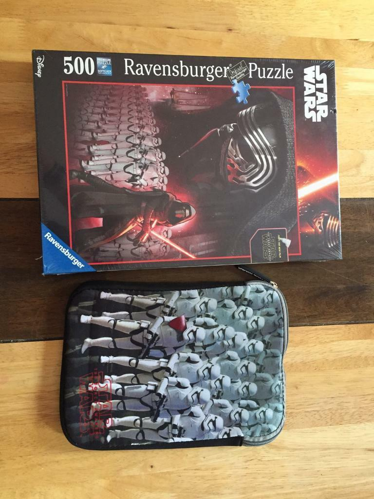 Star Wars puzzle & case for iPad or kindle   in Banbridge, County Down    Gumtree