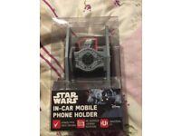 Star Wars car phone holder