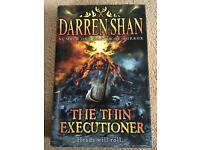 Darren shan the thin executioner book