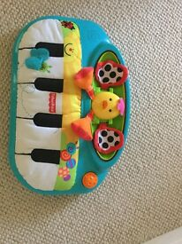 Baby first piano