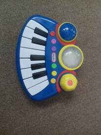 Little tykes mini keyboard