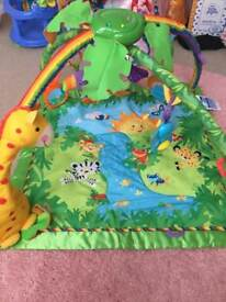 Fisher price jungle gym VGC RRP £40