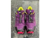 Salomon Speedcross 4 womens trainers. Size uk 5.5