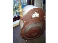Alder and Mackay of Edinburgh antique gas meter