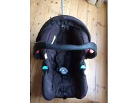 Graco rear-facing baby car seat Group 0+ (0-13kg)