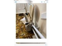 Curve stairlift