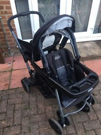 Graco Double Buggy - Classic