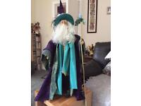 Wizard ornament