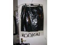 "New black ""Kookai"" skirt"