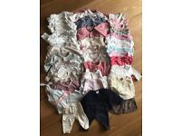 Baby clothes for sales ages new born to 2 years - Joules, White Company, M&S, John Lewis.