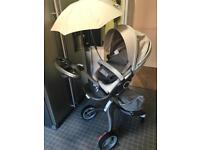Stokke xp A very good condition. Stokke xplory v4 beige