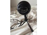 Blue snowball professional microphone