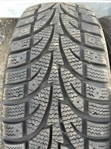 4 pneus d hiver 195/60r15 sailum a l etats neufs