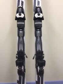 2014 Fischer RC4 WC GS 180cm ski and bindings