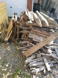 Wood burning timber, large quantity, Coventry
