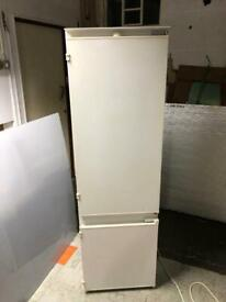 🚚🚚🚚✅✅Integrated Fridge Freezer For Sale Very Good Condition Free Delivery Radius Apply✅✅✅