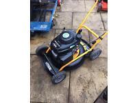 Stiga Honda petrol lawnmower 5.5 Hp push mower