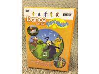 Dance with the Teletubbies (DVD)