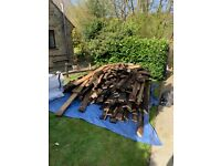 Wood for free Old decking