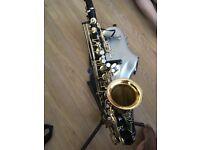 Yagagisawa Alto Saxophone black and gold