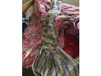 Mermaid tail teenager -adult