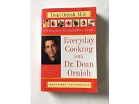 Everyday Cooking with Dr. Dean Ornish: 150 Easy, Low-Fat, High-Flavor Recipes - Christmas Gift