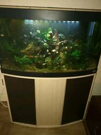 Fluval vicenza 180 litres
