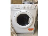 Hotpoint Washing machine and dryer..