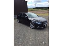 AUDI A3 S LINE 158 TFSI LONG MOT FACELIFT MODEL may swap or cheaper px