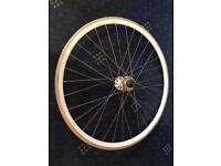 Set of charge wheels - flip hub - fixed gear