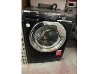 10KG BLACK HOOER WASHING MACHINE