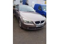 2004 BMW 320 DIESEL AUTO BREAKING FOR PARTS