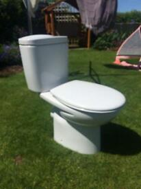 Roca Toilet and Cistern
