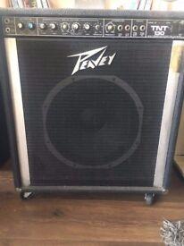 Peavey TNT 130 bass amp