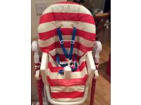 Cosatto high chairs x 2