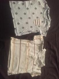 Baby boy tshirts 6-12 month