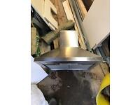 Electrolux stainless steel extractor