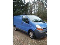 2005 Renault Traffic Van