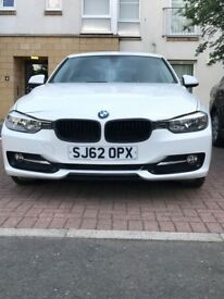 BMW 316D sports 62 plate 4 Door Immaculate Condition Low Millage Full Year MOT