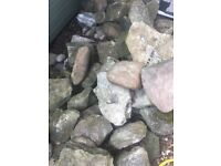 Rockery stone. Free. Buyer to collect