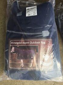 Horse Outdoor Rug - brand new