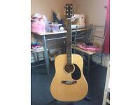 Acoustic guitar - STILL FOR SALE