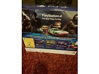 Sony PS4 Console Bundle with fifa17 500gb