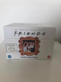 FRIENDS complete box set- never used